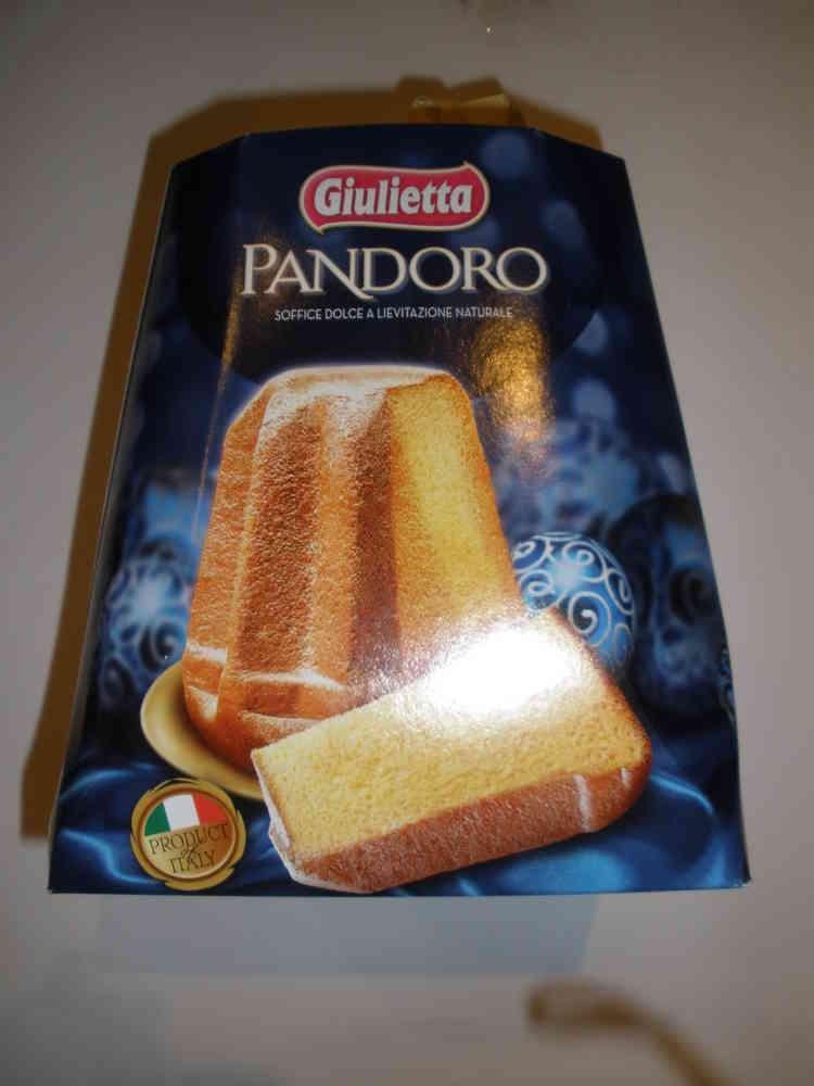 Giulietta Pandoro Dolce Di Verona Ital Hefekuchen 500 Gr Party